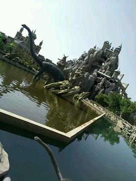 方特梦幻王国旅游景点攻略图