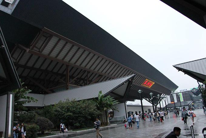 苏州市火车站图片