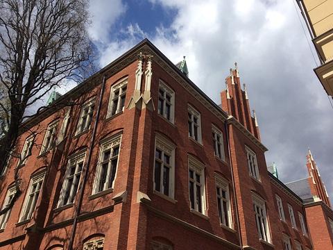 雅盖隆大学主楼旅游景点图片