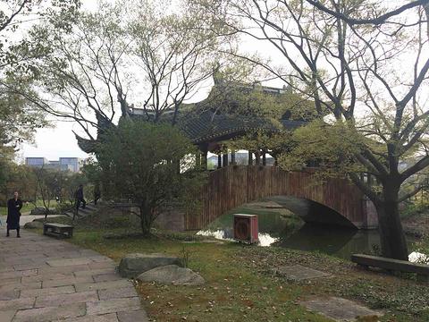 梁祝文化公园旅游景点攻略图