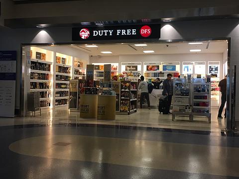 dfs环球免税店(火奴鲁鲁国际机场店)旅游景点图片