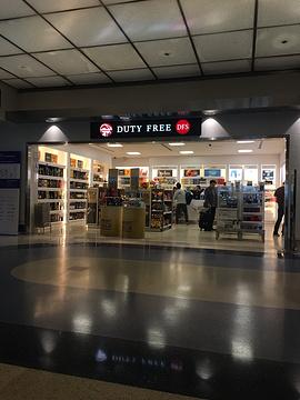 dfs环球免税店(火奴鲁鲁国际机场店)旅游景点攻略图