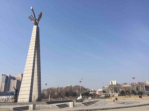 文化广场的图片