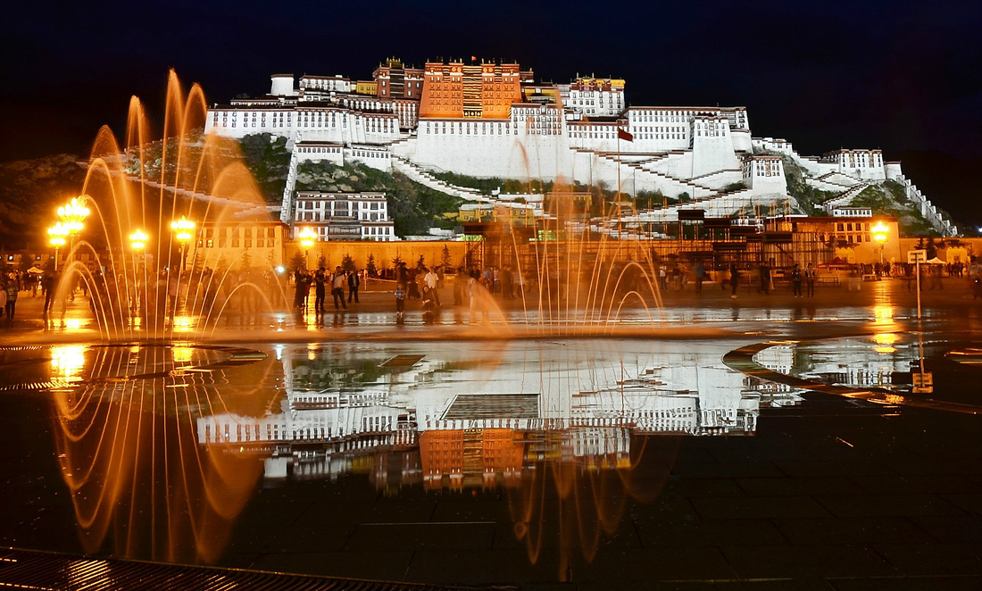《大巴游中国》西藏【拉萨的印象】