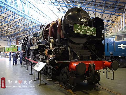 国家铁路博物馆旅游景点图片