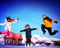 雪舞精灵——邂逅冬日那一场纯白之旅