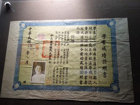 广东近代史博物馆旅游景点图片