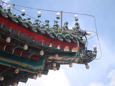 正阳门旅游景点攻略图