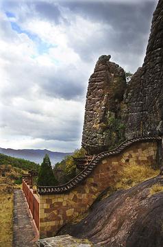 石钟寺的图片