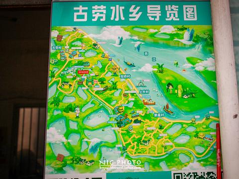 古劳水乡旅游景点图片