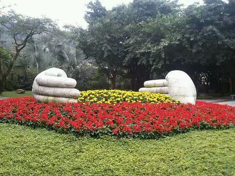 雕塑公园旅游景点图片