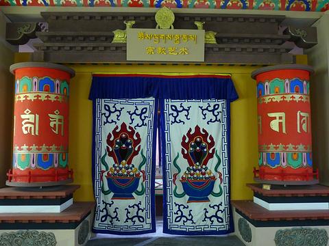 尼洋阁藏东南文化博览园旅游景点图片