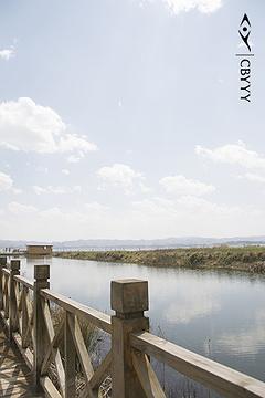 草海旅游景点攻略图