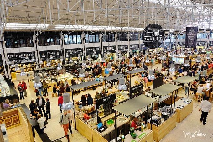 Mercado da Ribeira图片