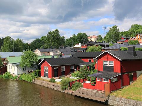 芬兰堡旅游景点图片