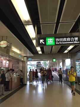 UA Cinemas( 沙田 新城市广场店)旅游景点攻略图
