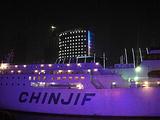 黄浦江游览船