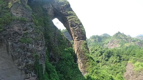 龙虎山风景区旅游景点攻略图