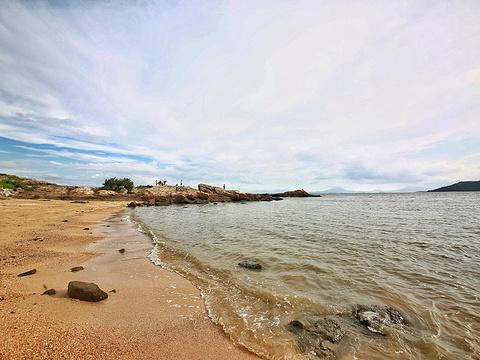 礁石公园旅游景点图片