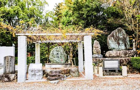 京都灵山护国神社旅游景点攻略图