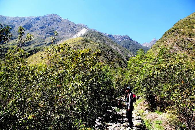 走trail图片