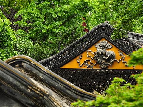 寒山寺旅游景点图片