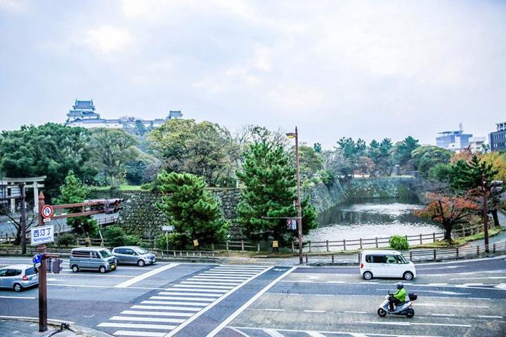 """""""最好转乘当地JR线路_和歌山城""""的评论图片"""