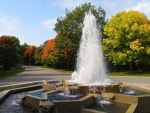 加拿大总督府旅游景点图片