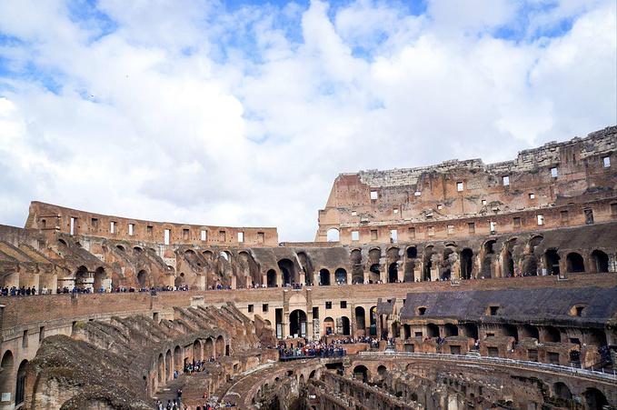 罗马斗兽场图片