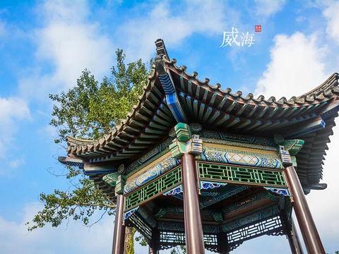 丁汝昌纪念馆旅游景点图片