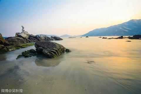 下川岛王府洲旅游度假区旅游景点攻略图