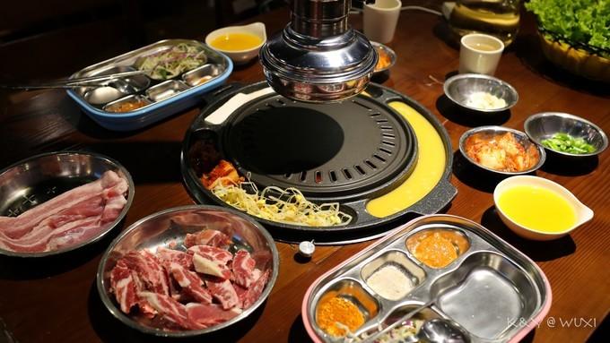 韩国酱猪手专门店(万达店)图片
