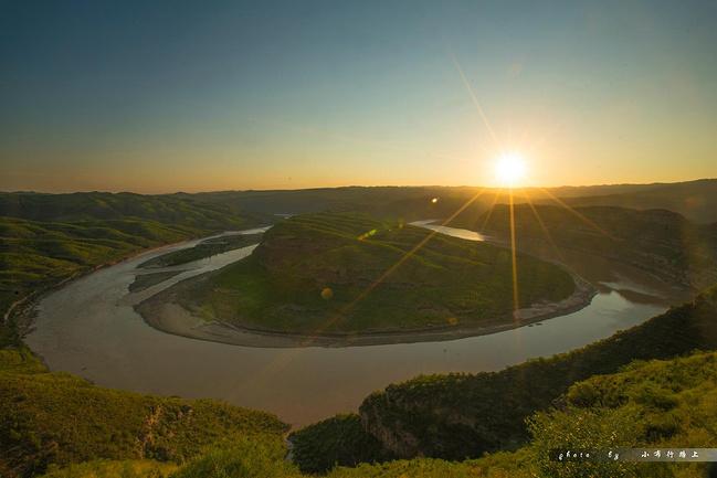 黄土黄河 乾坤不变的守望图片