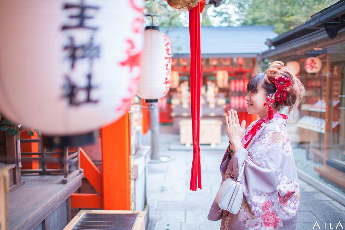 感受日本初春,恬静之美