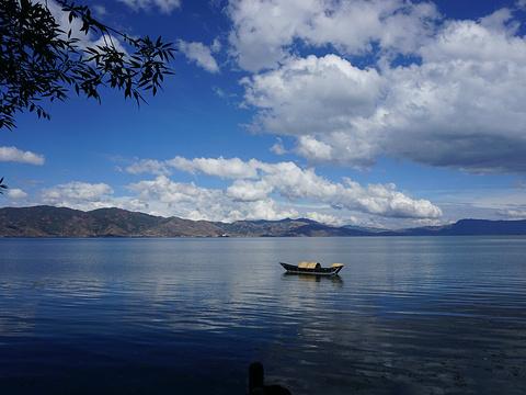 喜洲旅游景点图片