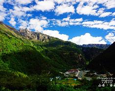 行摄山南,西藏往南,探索三界之地勒布沟