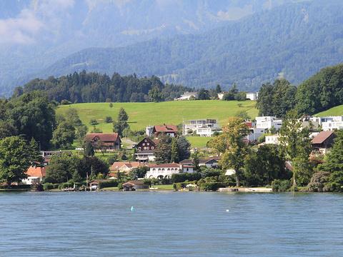 卢塞恩湖旅游景点图片