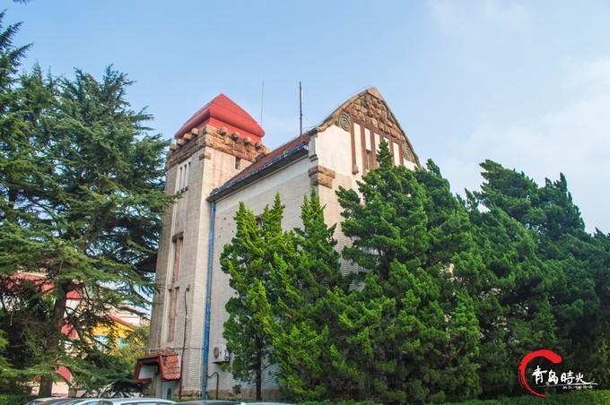 中国海洋大学(鱼山校区)图片