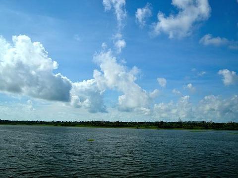 相思湖水库旅游景点图片
