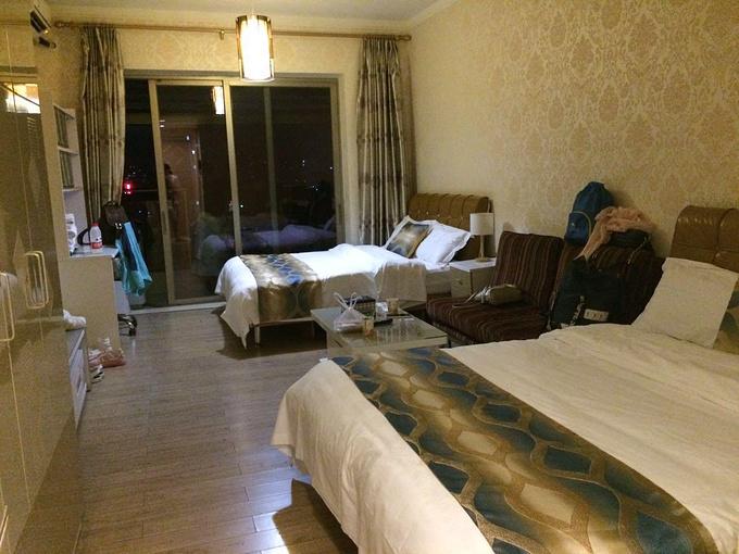 珠海长隆海洋王国-住宿珠海格丽时尚公寓图片