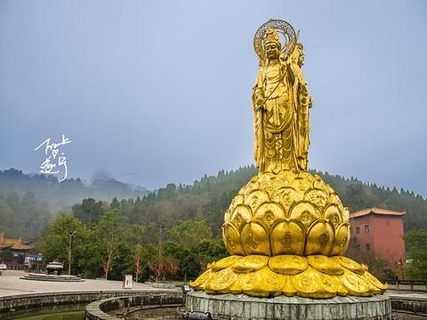 灵泉寺风景区旅游景点图片