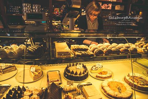 菲尔斯特糕饼咖啡馆(alter Markt)旅游景点攻略图
