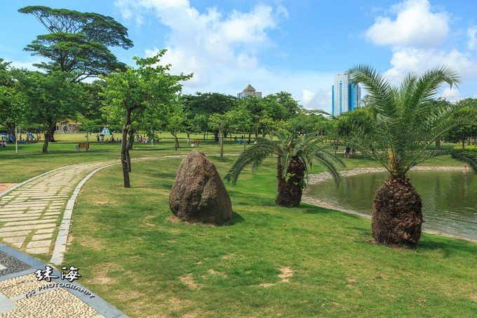 海滨公园图片