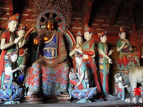 佛光寺旅游景点图片