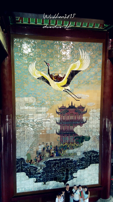 黄鹤楼图片