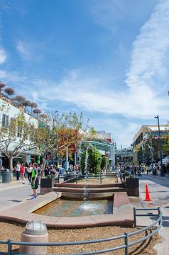 第三购物步行街旅游景点攻略图
