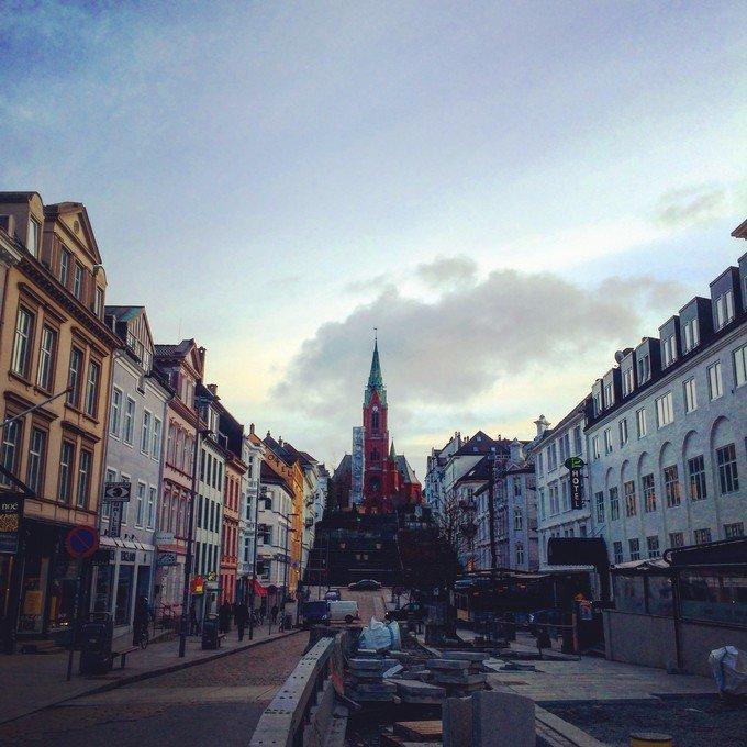 卑尔根圣约翰大教堂图片