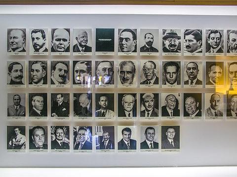 巴塞罗那足球俱乐部博物馆旅游景点图片