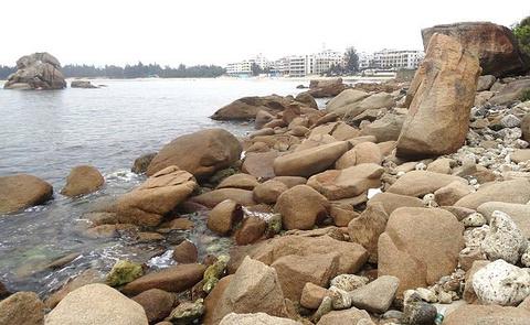 皇后湾旅游景点攻略图