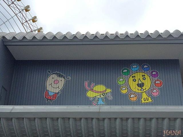 """...ure Town Seacle的二层购物中心,主营婴幼儿服装用品,顾客都是拖家带口的,特别热闹_Rinku Pleasure Town Seacle""的评论图片"